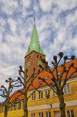 Centrum města helsingor 03 — Stock fotografie