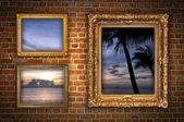 Windows в рай — Стоковое фото