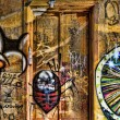 Stock Photo: Urban Graffiti 01