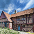 Royalty-Free Stock Photo: Ystad Old House