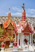 Thai spirit house 05 — Stockfoto