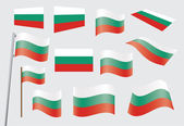 Flag of Bulgaria — Stock Vector
