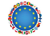 European Union — Stock Vector