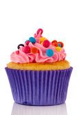 Colorful cupcake — Foto de Stock