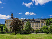 Castle Meiningen — Stock Photo