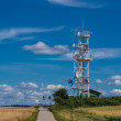 Radio tower — Stock Photo #12390306