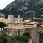 The Prince's Palace of Monaco — Stock Photo