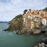 Riomaggiore, Cinque Terre, Italy — Stock Photo #11637450