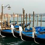 Grand Canal Scene, Venice, Italy — Stock Photo #11637781