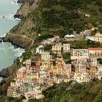 Riomaggiore, Cinque Terre, Italy — Stock Photo #11638319