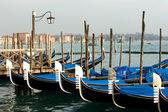 Grand canal sceny, Wenecja, Włochy — Zdjęcie stockowe