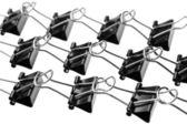 Vele papred clips samenstelling. — Stockfoto
