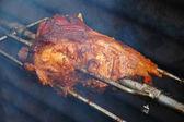 The ham — Stock Photo