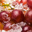 Stock Photo: Red grape
