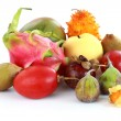 Exotic fruits - Stock Photo