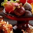 Still life with exotic fruits - 