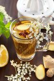 姜汁汽水 — 图库照片