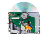 DVD drive — Stock Photo
