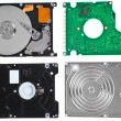 Stock Photo: Hard disk drive HDD