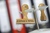 Consulting — Stockfoto
