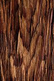 Cracked wooden background — Stock Photo