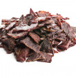 Beef jerky — Stock Photo