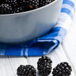 Royalty-Free Stock Photo: Blackberry fruit
