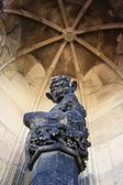Guardião da torre — Fotografia Stock