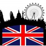 panoramę Londynu — Wektor stockowy  #11325384