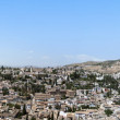 Granada pano — Stock Photo