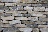 Seco waal de pedra — Foto Stock