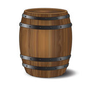 Barrel — Stock Vector