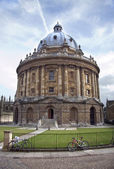 Bodlien LibraryRadcliffe Camera — Stock Photo
