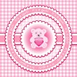 Royalty-Free Stock Vector Image: It's a girl scrapbooking