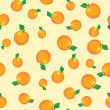 Peach background - Stock Vector