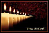 Peace on earth — Stock Vector