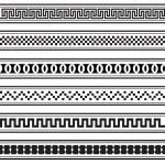 Borders — Stock Vector #11376145