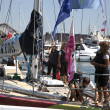 Round the World Yacht Race — Stock Photo #11813910