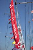 Rund um die welt-regatta — Stockfoto