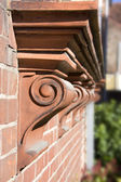 Architectural detail — Stock Photo