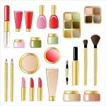 Make-up — Stock Vector