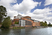Royal Shakespeare Theatre — Stock Photo