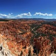 Stock Photo: Bryce Canyon pano