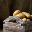 Foto Stock: Potatoes 8