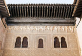 Nazrid Palace detail — Stock Photo