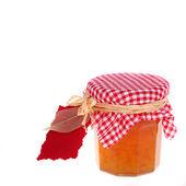 Marmalade gift — Stock Photo