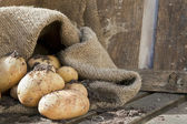 Potatoes 5 — Stock Photo