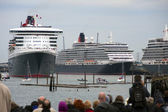 Three Queens Event 7 — Stock Photo