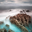 Rocky Atlantic ocean scenery — Stock Photo #10872290