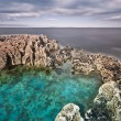 Rocky Atlantic ocean scenery — Stock Photo #10872364
